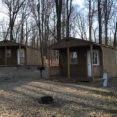 Woods Cabins 1